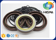 HPV102 HPV118 Pump Seal Kit for Hitachi ZAXIS200-3 Main Pump Black + Brown